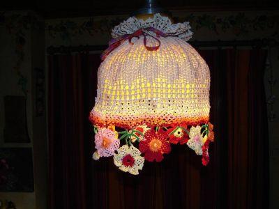 dessus lampe