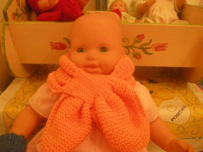 echarpe bébé