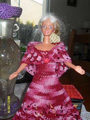 ensemble poupée mannequin